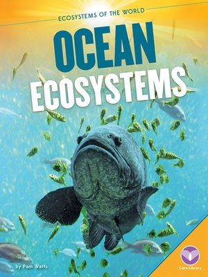 cover image of Ocean Ecosystems